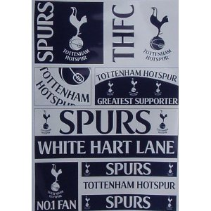football wall stickers football wall sticker football spurs fc bill nicholson glory quote wall sticker 1300mm x
